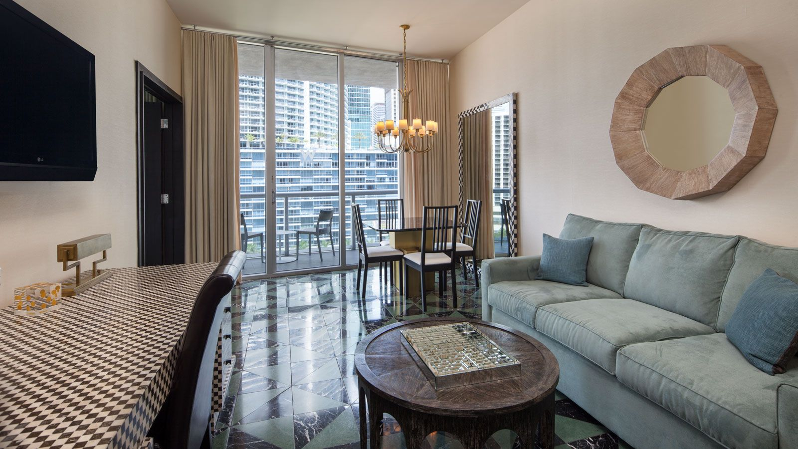 Marvelous Suite | W Miami