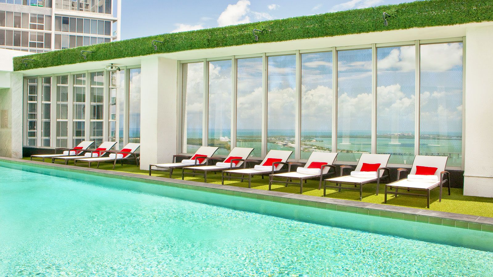 W Miami - Hotel Features